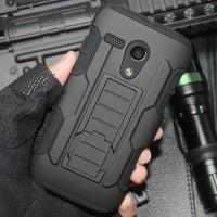 harga Motorola Moto G - Future Armor Hardcase With Belt Holster Case Casing Tokopedia.com