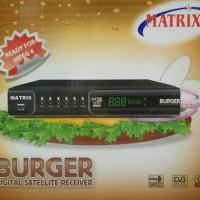 Receiver Parabola MATRIX BURGER MPEG2
