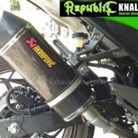 Knalpot Akrapovic Karbon Kevlar Ori All Motorsport