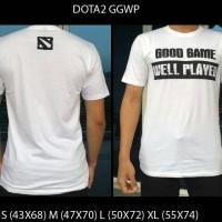 DOTA2 T-SHIRT GGWP