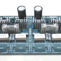 harga Driver Amplifier 3 Tingkat Dengan 2 Set Transistor Stereo Tokopedia.com