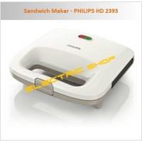 Sandwich Maker - PHILIPS HD 2393