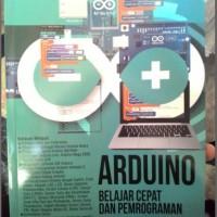 Buku Arduino Belajar Cepat dan Pemrograman + Bonus CD