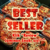Jual Homemade Traditional Korean Fresh Kimchi (800 gram) Kim Chi Korea Murah
