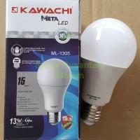 Metaled Kawachi 13w ML 1304 - Area Pencahayaan lebih Luas - Bergaransi