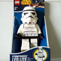 Lego Stormtrooper LED LITE Torch StarWars