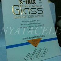 Tempered Glass Samsung Tab 3v /T111/3 V (Screen Protector Antigores)