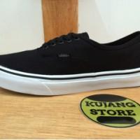 harga Sepatu Vans Authentic Black Dop Dt Original Premium Quality Tokopedia.com