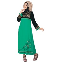 harga Baju Gamis Wanita Raindoz Rrk 015 Harga Grosir Tokopedia.com