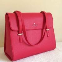 Kate Spade Cedar Street Luciana Mini Red (Import Quality)