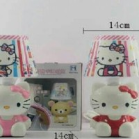 harga Lampu Tidur Hello Kitty Doraemon, Lampu Belajar Hello Kitty Tokopedia.com