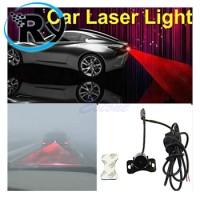 Lampu Laser Mobil Sepeda Motor Anti Kabut Car Rear Lamp Tailight