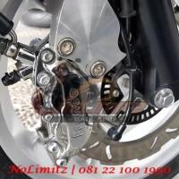 Caliper Cakram Frando + Braket Dudukan Caliper Depan Yamaha NMAX