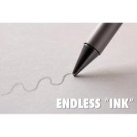 Pulpen Ajaib Tanpa Tinta Menulis dengan Metal | Inkless Metal Pen