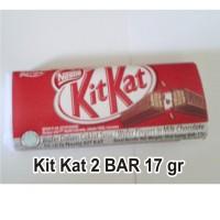 Label Stiker KIT KAT 17 gr 2 BAR / Label Dessert Table / Label Foto