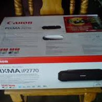 Printer canon pixma ip2770 BARU