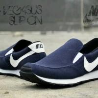 harga Sepatu Sport Casual Running Pria Nike Pegasus Slip On Tokopedia.com