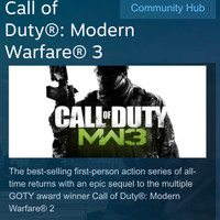 Call of Duty Modern Warfare 3 - Multiplayer (Steam Games Backup)