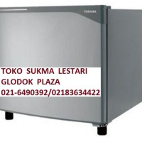 Toshiba Lemari Es Mini Portable Glacio XD7 GR-N9P