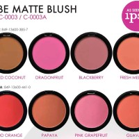 Blush On - CITY COLOR BE MATTE BLUSH ON Long Lasting Makeup Sweatproof