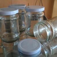 Jual botol/toples jar kaca sambal sambel selai cake 220ml Murah