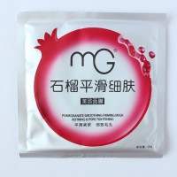 MASKER WAJAH Pomegranate Smoothing Firming Facial Mask MG KOREA