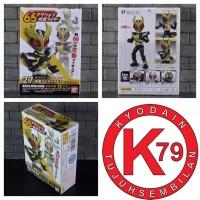 66 Action Kamen Rider No.27 Agito MISB ORI NEW Figure Vol.7 Figure