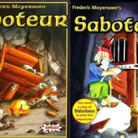 Jual Saboteur 1+2 Card Game (Original) Murah