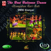 VCD Kumpulan tari Bali SMKI Gianyar Vol.4