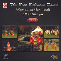 VCD Kumpulan tari Bali SMKI Gianyar Vol.5