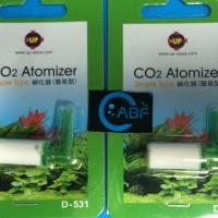 UP Diffuser CO2 Atomizer untuk Aquascape