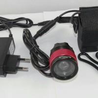 harga Senter Kepala Fitur Lampu Sepeda(t6 Zoom) Tokopedia.com