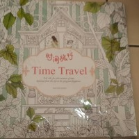 Coloring Book Time Travel