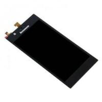 LCD + TOUCHSCREEN + FRAME LENOVO K900 ORIGINAL
