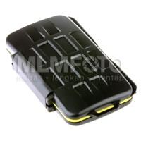 Memory Card Case CF 2 Micro SD 4 SD 2