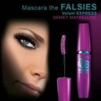 mascara maybeline / maybelinne ungu