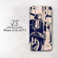 harga Vespa Scooter Iphone Case Classic 4 4s 5 5s 5c 6 6s Plus Hardcase Tokopedia.com