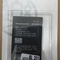 Baterai original lenovo A316i / A369i / bl203 / bl214