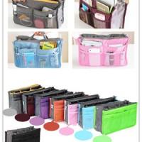 Korean Bag in bags Double Resleting tas travel ipad/ handphone / murah