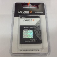 Baterai EverCoss / Cross D1T / E10
