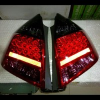 217-196-XU Stop Lamp Jazz 04-08 LED Smoke Red