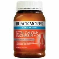 Blackmores Total Calcium Magnesium +D3 isi 200 tablet