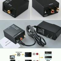 CONVERTER (Optic)Digital to (Rca)Analog Audio