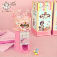 harga Crown candy machine / Candy Container / Bubble Gum / Tempat Permen Tokopedia.com