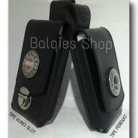 Dompet Hp/Tempat Hp/Sarung HP kulit Harley (S4,S5,S6)