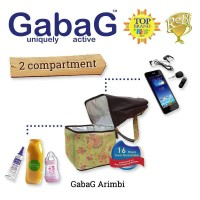 Tas Penyimpan ASI Cooler Bag Gabag Arimbi