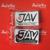 Stiker Anime JAV (Japan Anime Video)
