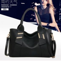 CT1770BCH Tas Fashion Import Jing Pin - Black