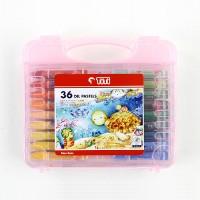 TITI ISI 36 Oil Pastel (Hexagonal)