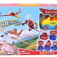 Mainan Planes RAIL CARS PLANES MAINAN ANAK